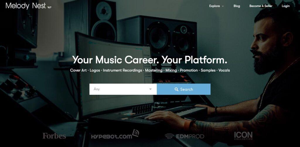 Graphic Designer For Musicians