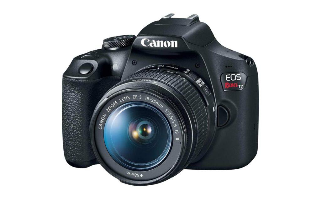 Canon Eos Rebel Digital Camera Review