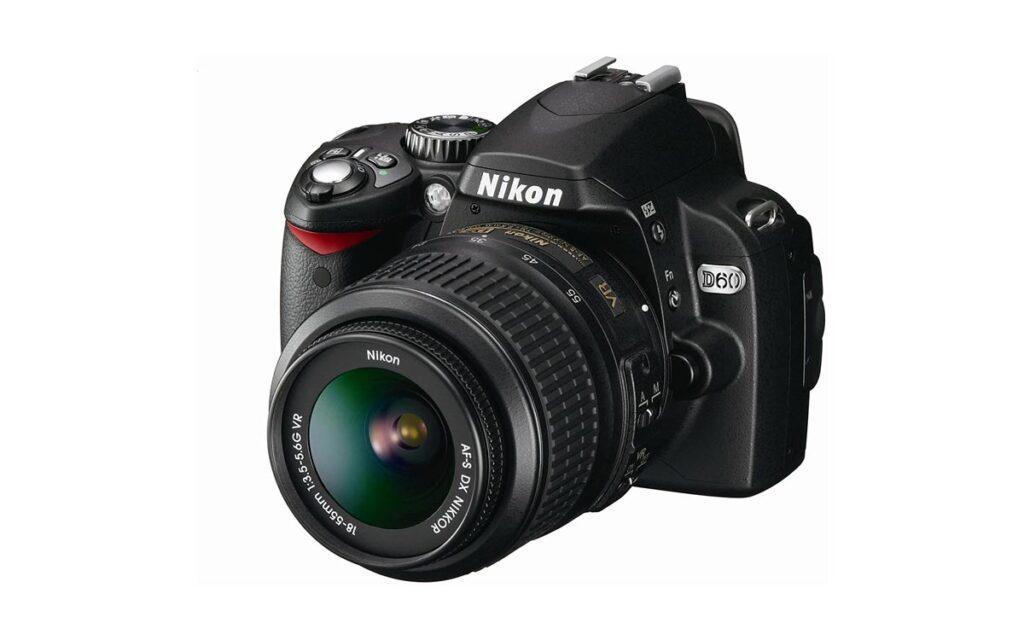 Nikon D60 Digital Camera Review