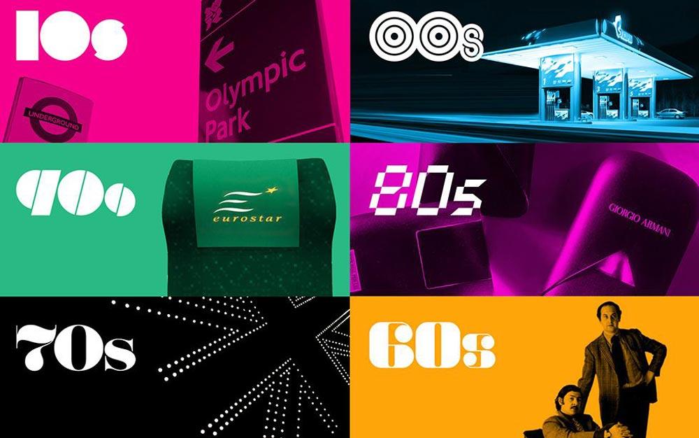 Graphic Design History Decades