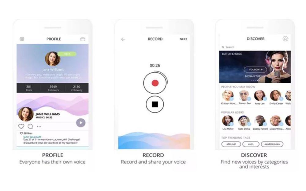 Hearmeout App Social