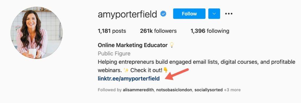 Promote Your Website On Instagram
