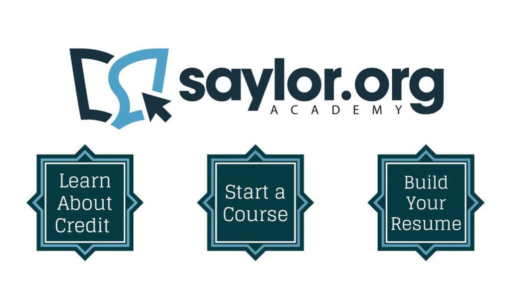 Saylor Academy Online