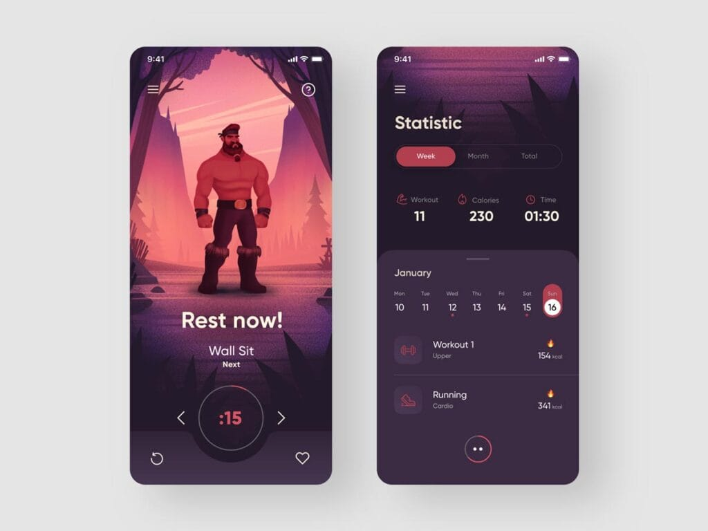 Top Mobile Interface Design Trends