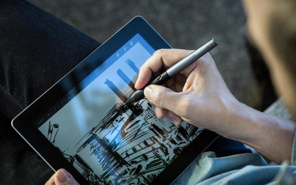 Wacom Bamboo Sketch App For Ipad Iphone