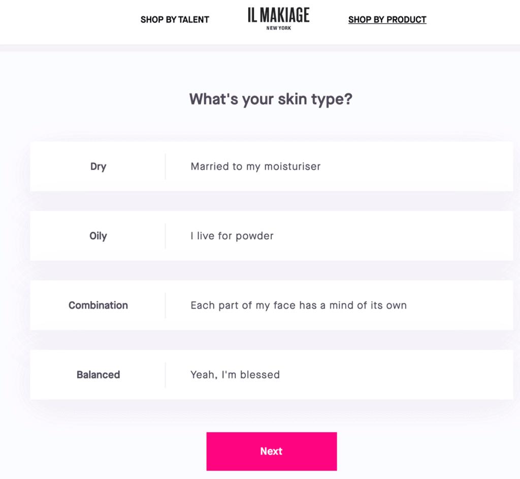 Best Example Of Customer Quiz