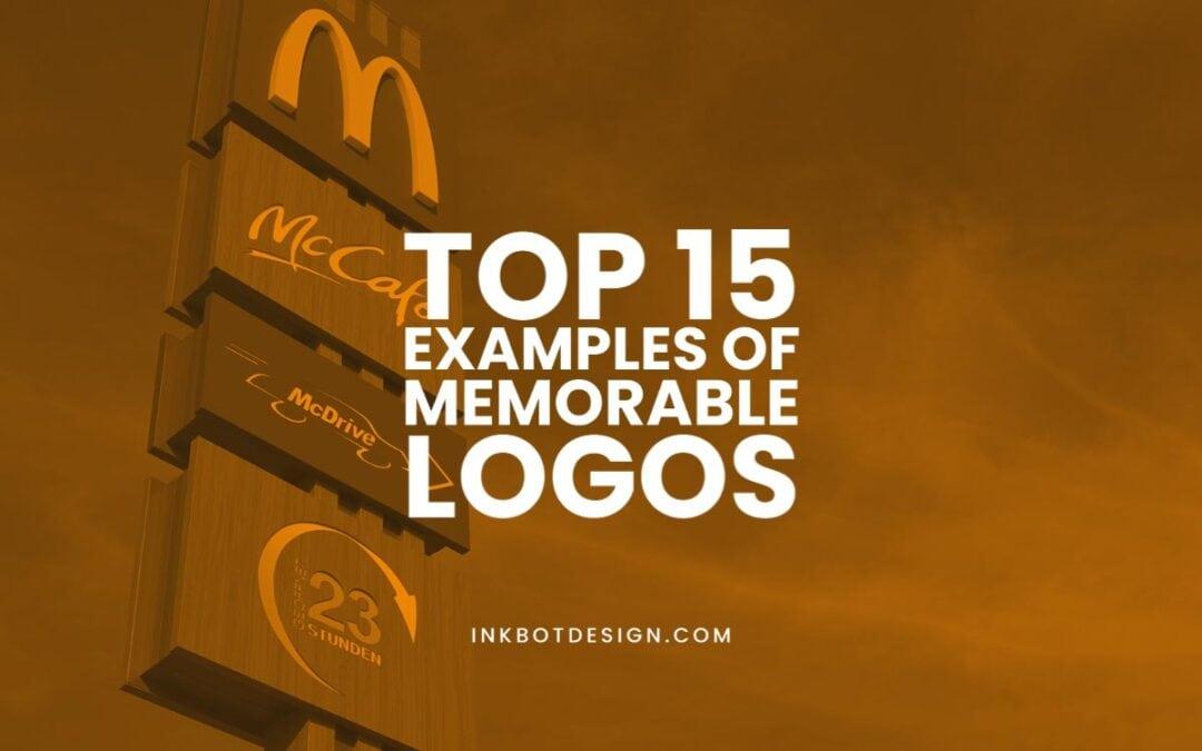Top Examples Of Memorable Logos Design