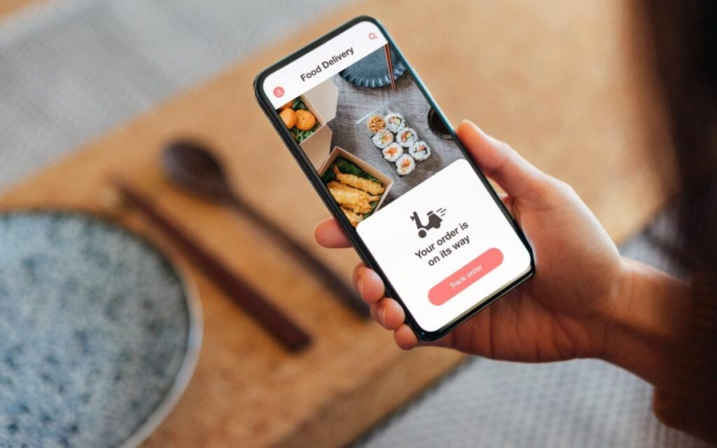 Best Mobile Apps For Food Delivery