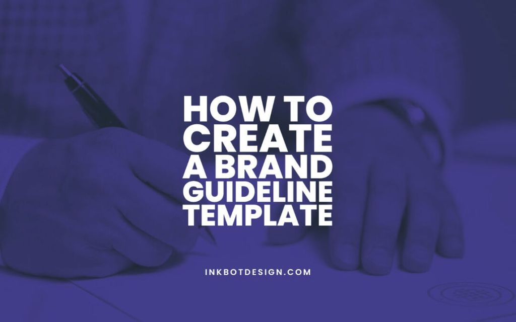 How to Create a Brand Guideline Template