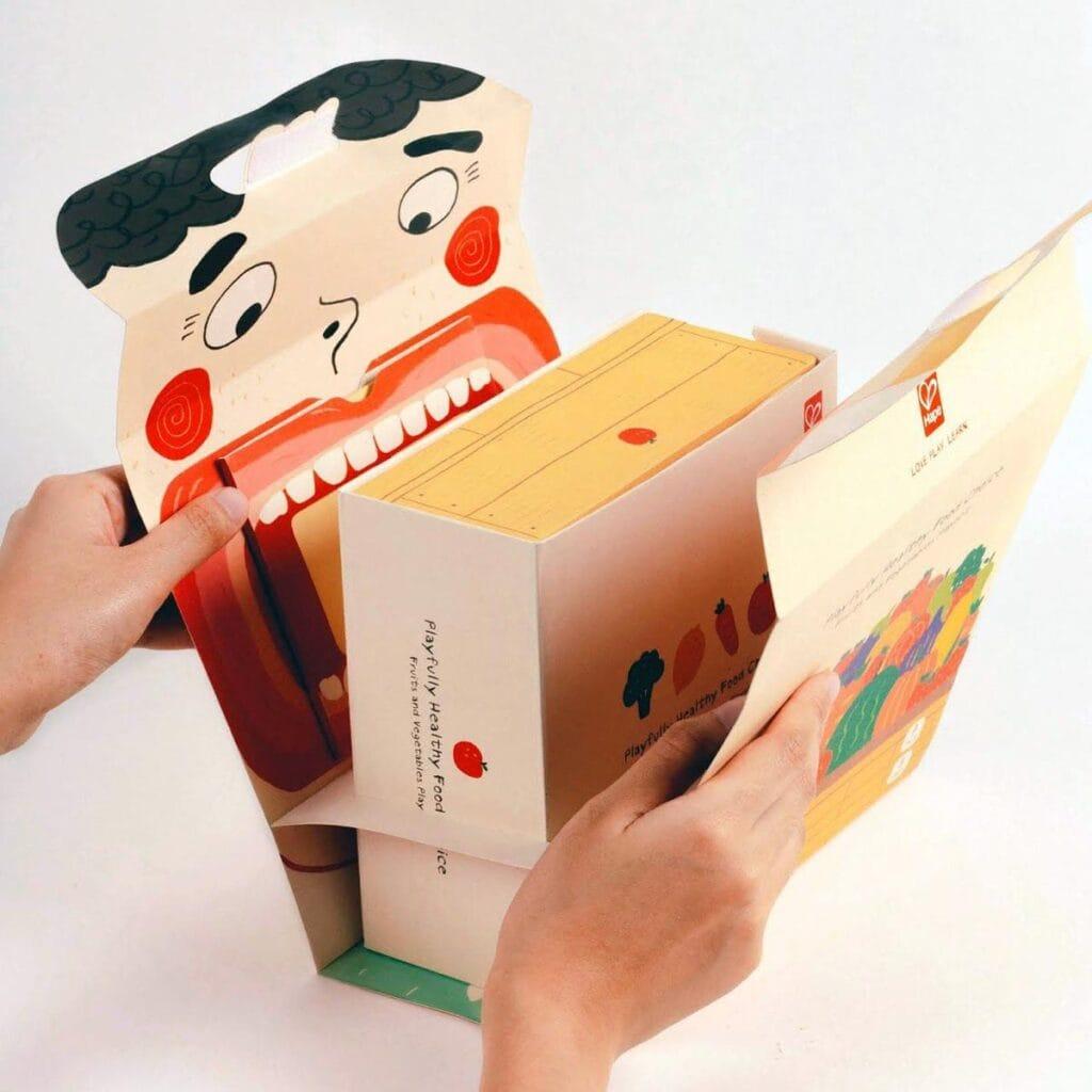 Custom Package Design Ideas