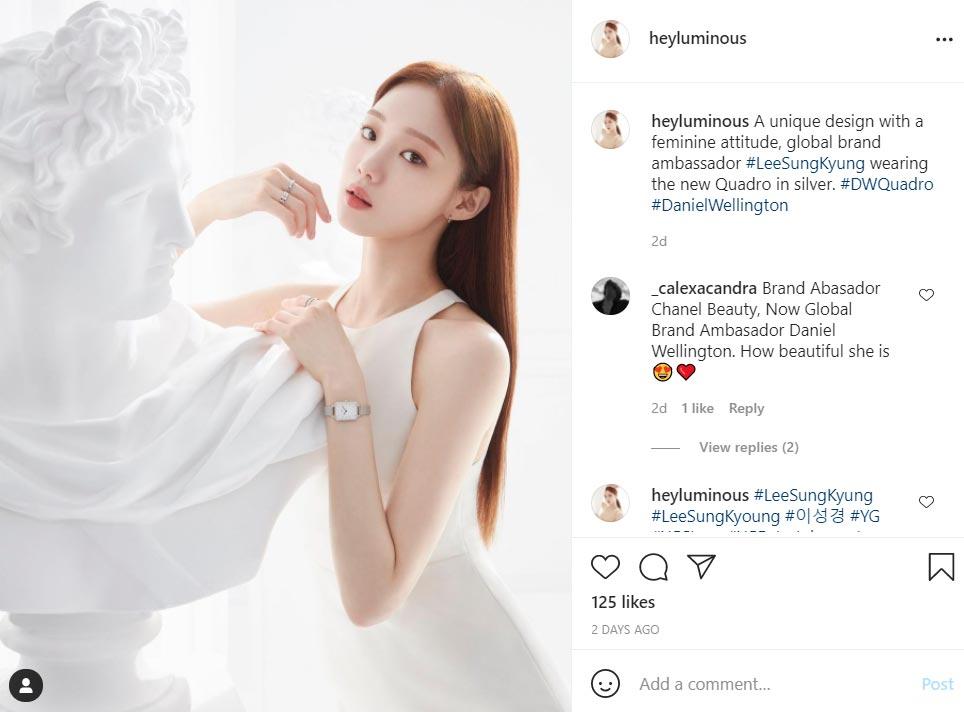 Influencer Hashtag Campaign Instagram