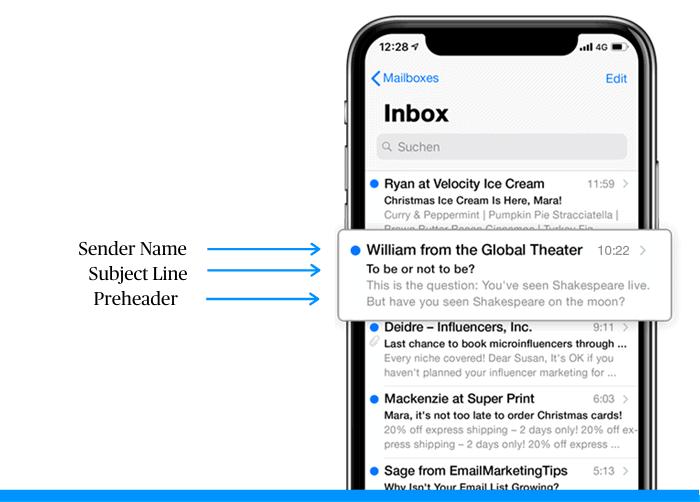 Email Marketing Design Tips
