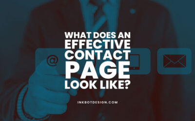 What Does An Effective Contact Page Look Like?